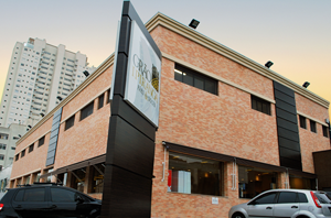 Foto da fachada do Grão do Ipiranga